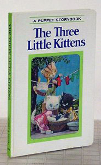 3 Little Kitten Book