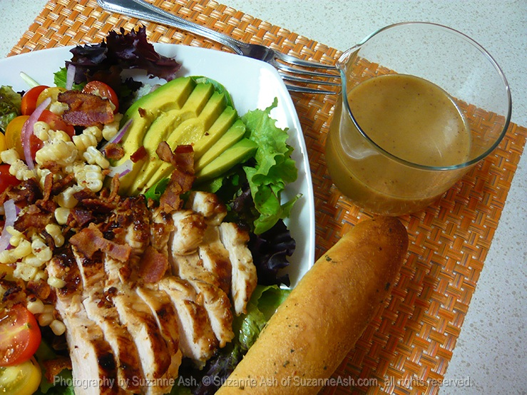 Honey Mustard Dressing 02