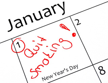 New Year Resolution? You Can Quit Any Day!