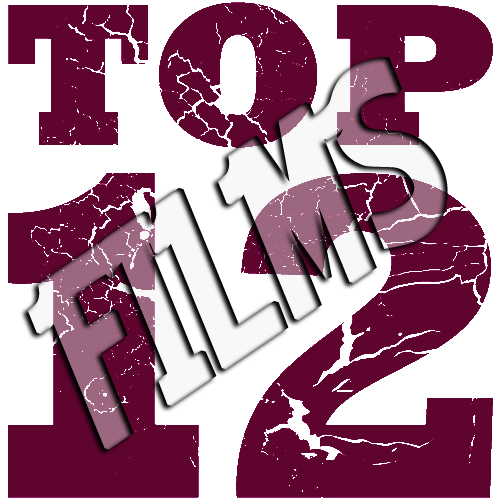 Top 12 (and 250) Films List