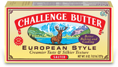 Challenge EU Style Butter