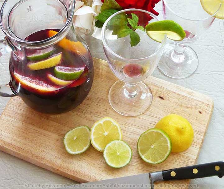 Suzanne's Sangria